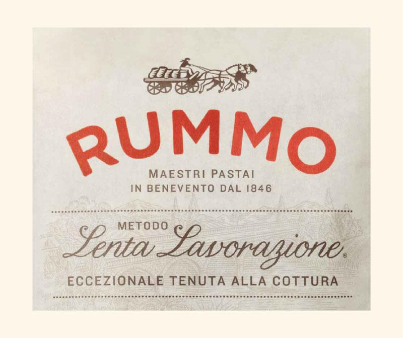 Pasta Rummo - Storia