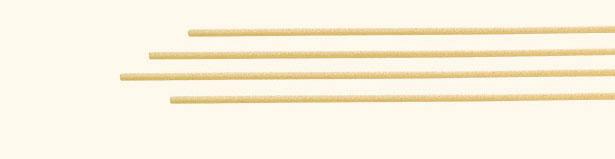 Spaghetti alla chitarra particolare