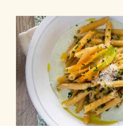 Ricetta alla crema di zucchine