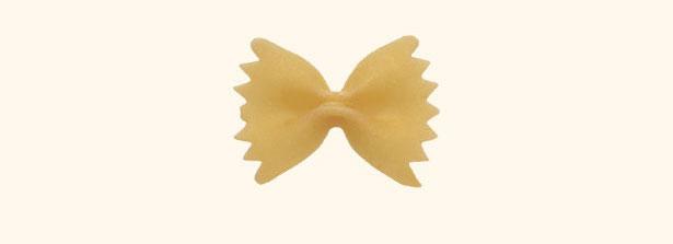 Farfalle particolare