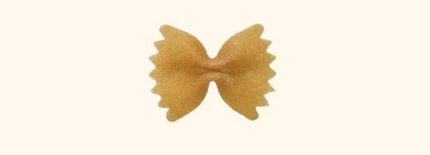 Farfalle integrali particolare